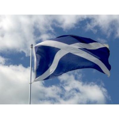 St. Andrews Cross Flag
