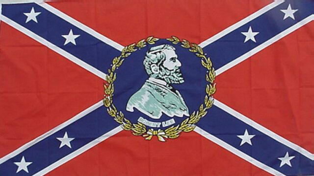 Robert E. Lee Confederate Flag