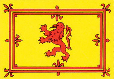 Royal Standard of Scotland - Flag