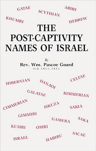 The Post-Captivity Names of Israel