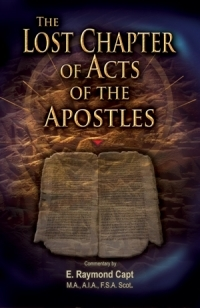 The Lost Chapter of Acts of The Apostles